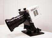 電子式スリット写真撮影